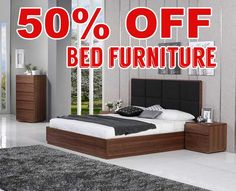 50 PERCENT OFF DISCOUNT BHM-Anthrop Bedroom Furniture Set.
