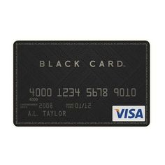 Travel in Style with Visa's Luxurious Black Card | Haute Living... ❤ liked on Polyvore