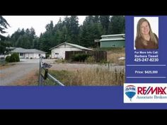 Homes For Sale Camano Island WA Real Estate $425000 3-Bdrms 2.50-Baths  MLS# 841540 http://Northwest4sale.com P# 360-651-1160     Welcome to another Camano Island home for sale brought to you by Barbara Tissell of REMAX Associate Brokers -  Listing Address: 630 Valley St Camano Island, WA 98282 Property Type: Residential Price: 425,000 Agent Name: Barbara Tissell Agent Phone: 425 247 8230 Agency: REMAX Associate Brokers Agency Phone: 360-651-1160 Agency Website: http://Northwest4sale.com