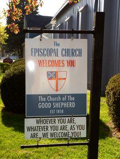 It's true...The Episcopal Church