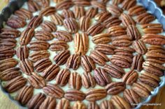 Pecan Pie Shortbread - The View from Great Island