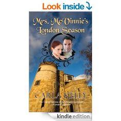 Mrs. McVinnie's London Season - Kindle edition by Carla Kelly. Romance Kindle eBooks @ Amazon.com.