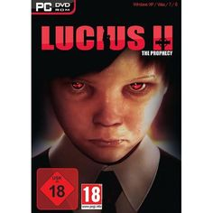 Lucius II The Prophecy PC Game | http://gamesactions.com shares #new #latest #videogames #games for #pc #psp #ps3 #wii #xbox #nintendo #3ds