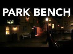 Disney Park Bench - Maelstrom Unload - Maelstrom Fishing Village - YouTube