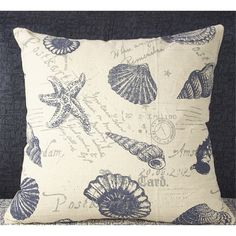 British Printed cotton pillow cover cushion cover 2