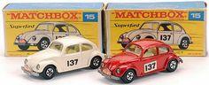 Matchbox Superfast MB15-d Volkswagen 1500