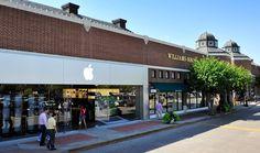Do Business at University Park Village, a Simon Property.