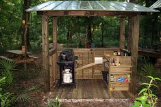 Grill Shed