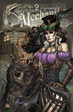 Lady Mechanika Comics | Lady Mechanika #2 Phoenix Comic-Con Elite Editions'…