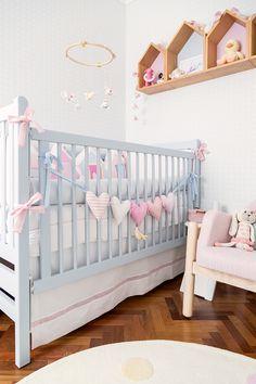 Quarto de bebê – Candy Colors | Toda Arquitetura