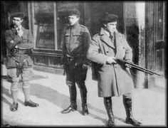 auxies in dublin Today in Irish History, Nov. A day of bloodshed in Dublin marked the escalation of the Irish War of Independence. Ireland 1916, Irish Independence, Michael Collins, Irish American, British Government, Army Uniform, British Soldier, History Books, Historian