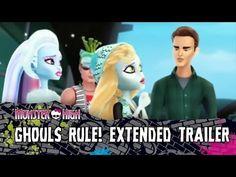 Ghouls Rule! Extended Trailer | Monster High