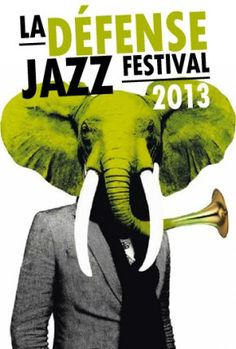 La Défense Jazz Festival 2013   Defacto - Quartier daffaires de la Défense  Evénement entièrement gratuit, La Défense Jazz Festival lance la saison d'été des festivals de jazz. Sa 36e édition aura lieu la dernière sur le parvis de La Défense
