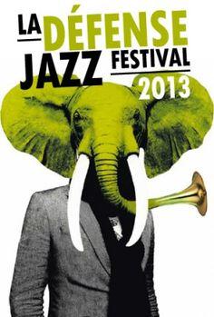 La Défense Jazz Festival 2013 | Defacto - Quartier daffaires de la Défense  Evénement entièrement gratuit, La Défense Jazz Festival lance la saison d'été des festivals de jazz. Sa 36e édition aura lieu la dernière sur le parvis de La Défense