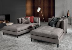 Andersen day beds by Minotti