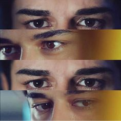 His eyes <3 -Malkocoglu//Burak Ozcivit