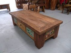 Exotic Balinese Coffee Table Ideas DIY and Furniture