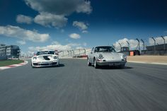 Photoshoot:RPM Technik's Porsche GT Cup 911 and its older brother — W.Lennon | Photographer