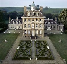 Ashdown House (also known as Ashdown Park) is a 17th century country house in the civil parish of Ashbury in the English county of Oxfordshire.