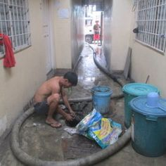 Actual Photo - Malabanan Siphoning - Septic Tank Service in the Philippines