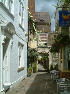 Beatrix Potter's House of the Tailor of Gloucester in Gloucester