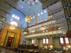 Orthodox Synagogue, Budapest
