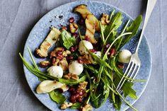 45 schnelle Gerichte unter 400 Kalorien | Küchengötter Kraut, Low Carb, Cobb Salad, Cantaloupe, Salads, Keto, Mozzarella, Ethnic Recipes, Food