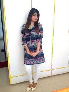 #Outfit of the day Printed #Zara #Kurti #fashion