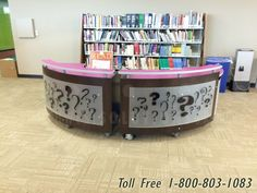 library questions navigation information desk