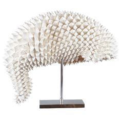 Dragon's Tail Table Lamp   From a unique collection of antique and modern table lamps at https://www.1stdibs.com/furniture/lighting/table-lamps/