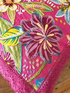 Wonderful Ribbon Embroidery Flowers by Hand Ideas. Enchanting Ribbon Embroidery Flowers by Hand Ideas. Embroidery Designs, Crewel Embroidery Kits, Types Of Embroidery, Embroidery Supplies, Embroidery Needles, Silk Ribbon Embroidery, Vintage Embroidery, Machine Embroidery, Flower Embroidery