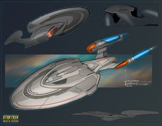 ArtStation - Archon Class Assault Cruiser, Hector Ortiz