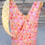 Summertime beach bag