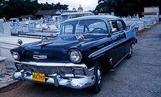 Cuba e Seus Carros Antigos   Imagens & Letras