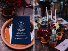 Emotionale-Hochzeitsbilder-Düsseldorf-Ladü Lettering, Table Decorations, Home Decor, Wedding Vows, Blue Yellow, Red, Cacti, Decoration Home, Room Decor