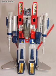 Transformers G1 Starscream - Unicron.com