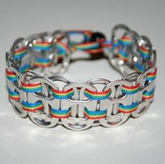 pretties tab bracelet i ever did see!   # Pin++ for Pinterest #