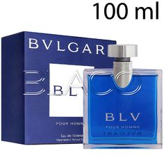 Bulgari Blv 100ml Uomo