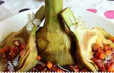 artichaut barigoule, une recette classiqued parmi les classiques... peu connue et à redécouvrir !