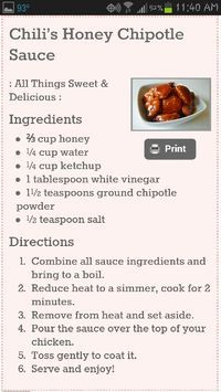 Chili's honey-chipotle sauce (I can eat this stuff by itself! Honey Chipotle Sauce, Honey Sauce, Sauce Recipes, Cooking Recipes, Chilis Copycat Recipes, Cooking Ideas, Fondue Recipes, Meal Recipes, Drink Recipes