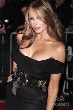 Melania trump topless