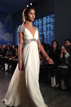 Jenny Packham - New York Bridal Market - Spring 2015