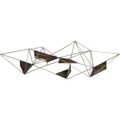 wireplay candle holder | CB2