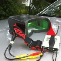 Another pair of DIY FPV Goggles