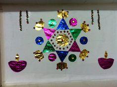 Diwali Craft Diwali Activities, Holiday Activities, Craft Activities For Kids, Craft Ideas, Art N Craft, Craft Work, Girl Craft, Multi Cultural Crafts For Kids, Crafts For Girls