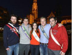 Een cantus waarbij de studentenliederen uit de beiaardtoren van de kathedraal galmen. Vijf Antwerpse studentenverenigingen brengen het op 23 april voor elkaar.