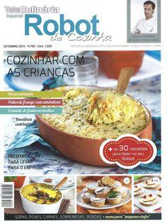 TeleCulinária Robot de Cozinha Nº 80 – Setembro 2014