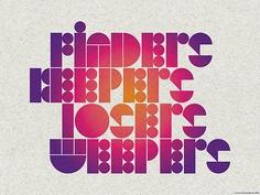 Finders Keepers, Losers Weepers by Karoly Kiralyfalvi