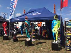 Wir waren bei den MONSTER ENERGY Cross Finals in #Mühlhausen mit einem Stand für folgende Brands #MobiusBrace #AtlasBrace #Flyracing206 #FlyRacing   #crossfinals #zupinfitsyourbike