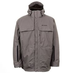 Columbia Bugaboo Interchange Mens Insulated Ski Jacket Review Buy Now